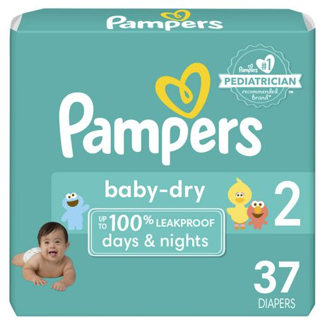 couches baby dry de pampers. Black Bedroom Furniture Sets. Home Design Ideas