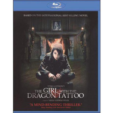 The girl with the dragon tattoo swedish blu ray for The girl with the dragon tattoo movie free online