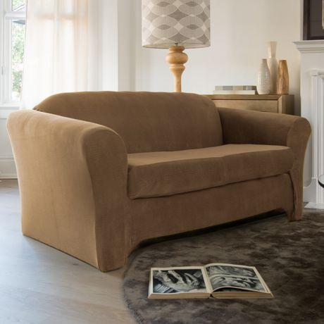 SureFit™ Jagger Stretch Sofa Slipcover | Walmart Canada