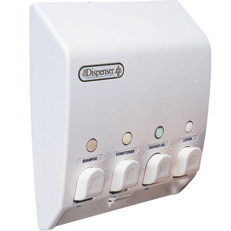 fr ip distributeur de savon classic dispenser iv blanc