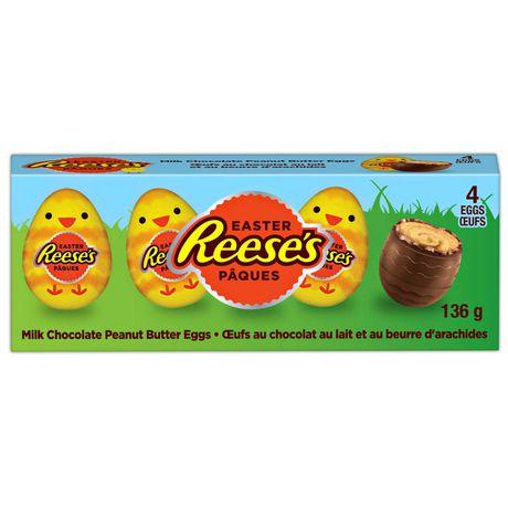 Reese Reese 3D Easter Egg Multi 4 Pack