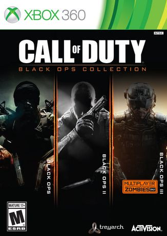 Call Of Duty Black Ops Collection Xbox 360 English