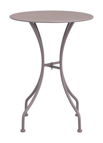 Table manger carr e d 39 ext rieur 1 pi ce en aluminium - Table carree exterieur aluminium ...