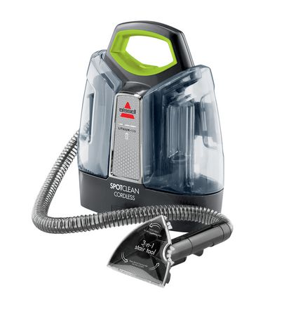 Bissell Spotclean Cordless Carpet And Upholstery Cleaner