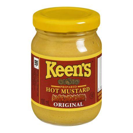 Keen's Prepared Hot Mustard | Walmart.ca