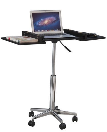 Brassex laptop stand with adjustable top lt 006 - Computer stands at walmart ...