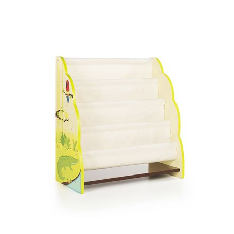 guidecraft pr sentoir livres jungle party. Black Bedroom Furniture Sets. Home Design Ideas