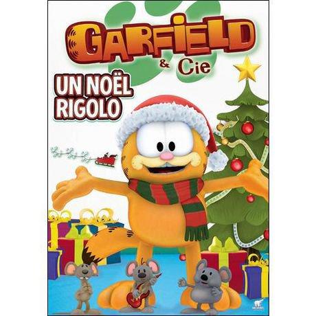 Garfield cie un no l rigolo version en fran ais - Garfield noel ...