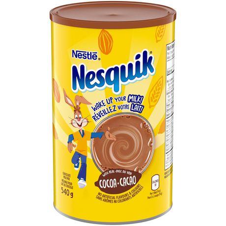 Sugar free nesquik
