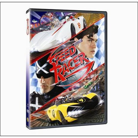 Speed racer 2008 rain