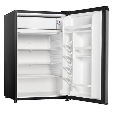 Danby Designer 4 4 Cu Ft Compact Refrigerator Walmart
