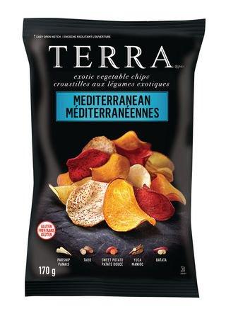 Terra Mediterranean Vegetable Chips Walmart Ca