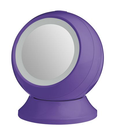 Conair consumer product inc miroir clairage for Miroir walmart