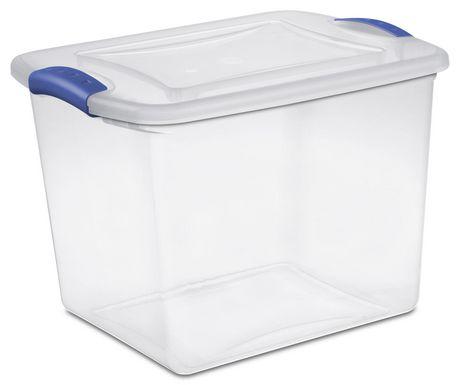 Plastic Storage Boxes Walmart Canada