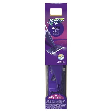 Swiffer Wetjet Floor Mopping Kit Walmart Ca