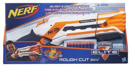 Hasbro Nerf N-Strike Elite Rough Cut