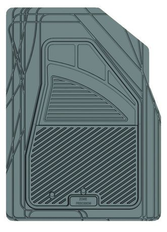 ensemble de 4 tapis kustom fit pour dodge gris walmart canada. Black Bedroom Furniture Sets. Home Design Ideas
