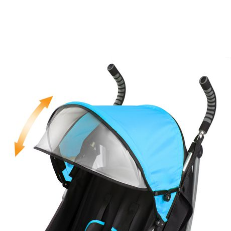 3d lite stroller how to close