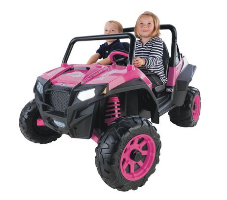 Jouet v hicule polaris rzr 900 de peg perego for Housse auto canadian tire