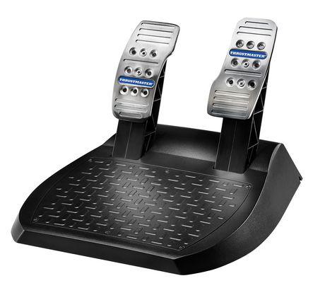 volant pour jeux de course t300rs de thrustmaster pour ps4 ps3 pc. Black Bedroom Furniture Sets. Home Design Ideas