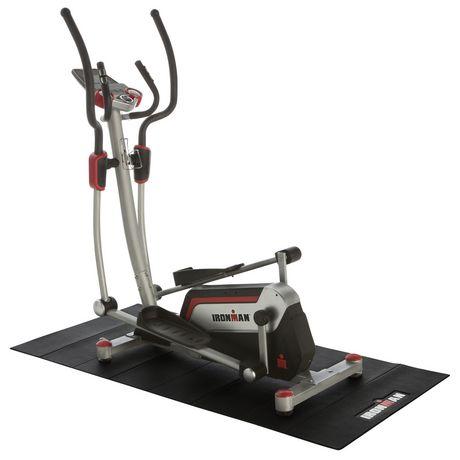 Ironman Waterproof Floor Protection Noise Reduction