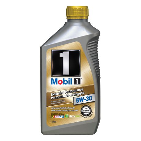 Mobil 1 Extended Performance Synthetic Motor Oil 5w 30