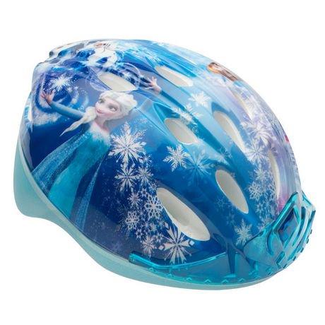 casque de v lo la reine des neiges de bell sports pour enfants walmart canada. Black Bedroom Furniture Sets. Home Design Ideas