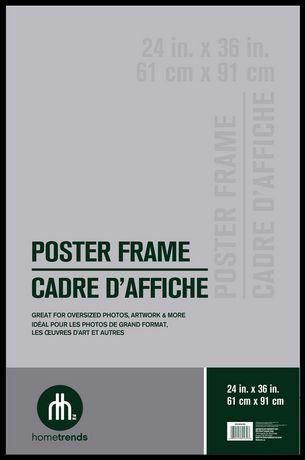 basic poster frame. Black Bedroom Furniture Sets. Home Design Ideas