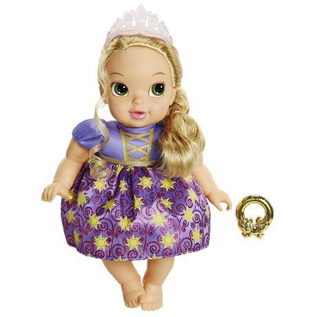 Ma premi re poup e de luxe b b raiponce de luxe de princesse disney - Bebe raiponce ...