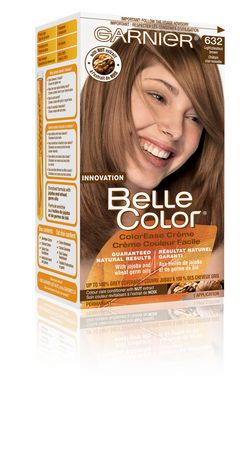 coloration permanente crme couleur facile pour cheveux belle color de garnier walmartca - Shampoing Colorant Garnier