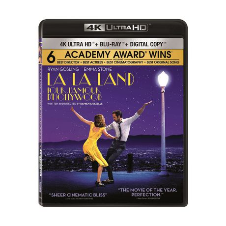 upc 774212006432 e1 entertainment la la land 4k ultra. Black Bedroom Furniture Sets. Home Design Ideas