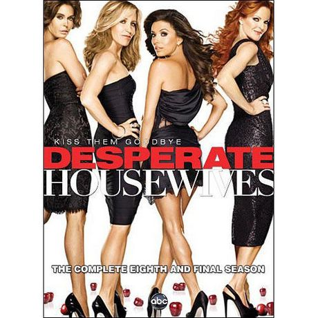 desperate housewives the complete eighth and final season. Black Bedroom Furniture Sets. Home Design Ideas