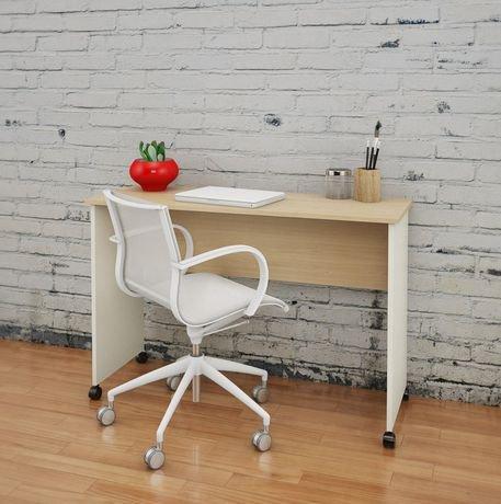 table de travail mobile atelier de naxera en rable naturel et ivoire walmart canada. Black Bedroom Furniture Sets. Home Design Ideas