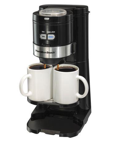 Coffee Maker Grind And Brew Single Serve : Hamilton Beach Single Serve Grind and Brew Coffee Maker Walmart.ca
