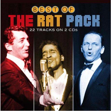 The Rat Pack Best Of The Rat Pack 2cd Walmart Ca