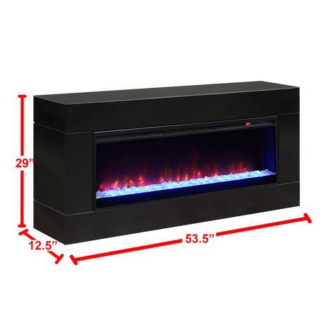 Muskoka Bolton 42 Electric Fireplace