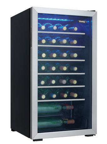 Danby 36 Bottle Wine Cooler Walmart Ca