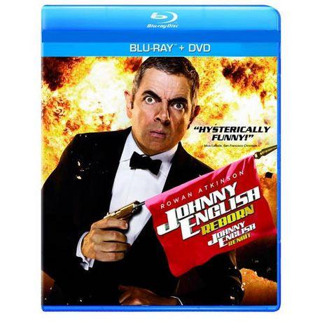 UPC 025192135057 product image for Universal Studios Home Entertainment Johnny English Reborn (Blu-Ray + Dvd) (Bili   upcitemdb.com