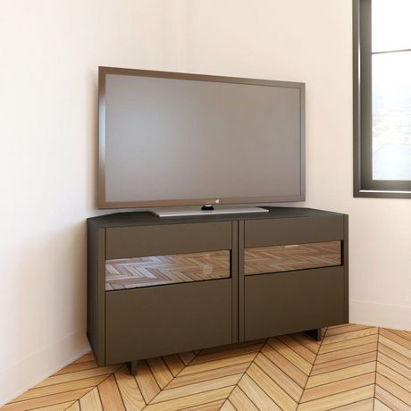 meuble audio vid o en coin 48 pouces nuance de nexera walmart canada. Black Bedroom Furniture Sets. Home Design Ideas