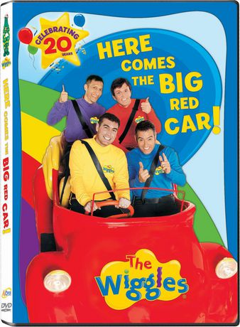 Wiggles The Here Comes the Big