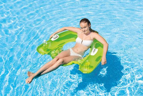 Baby Tube Water Float Street Price Intex 27 In Pools & Spas Home & Garden
