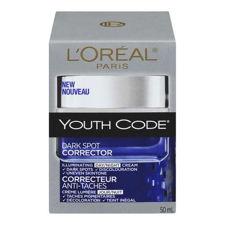 L 39 Or Al Paris Youth Code Dark Spot Corrector Day Night