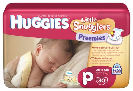 That's why Huggies has come out with the new Little Snuggler Nano Preemie diaper. Specifically made for babies weighing under two pounds, the Nano Preemie diaper is Huggies' smallest offering yet.