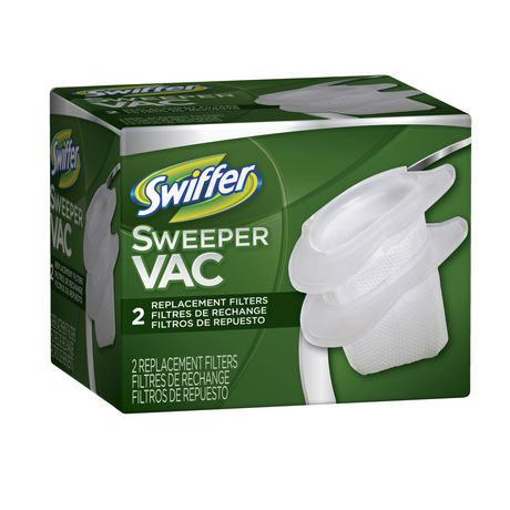 Swiffer Sweepervac Replacement Filters 2 Pack Walmart Ca