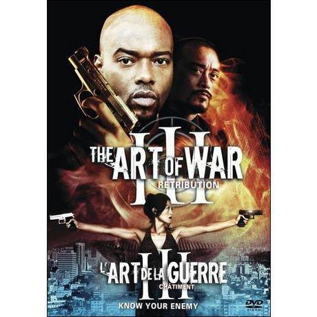 L'Art de la guerre 3 : Le châtimen FRENCH movie poster