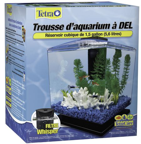 Tetra 1 5 Gallon Aquarium Kit
