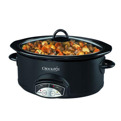 CrockPot® SmartPot™ 5Quart/4.7 L Slow Cooker  Walmart.ca