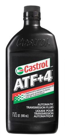castrol automatic transmission fluid 4 946 ml. Black Bedroom Furniture Sets. Home Design Ideas