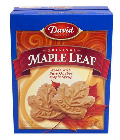 David Maple Leaf Cookies | Walmart.ca