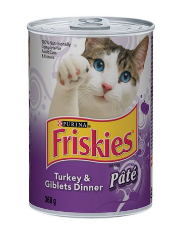 Friskies Wet Cat Food Walmart